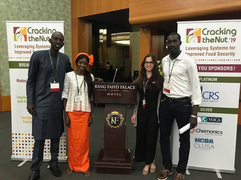 2019 Cracking the Nut Conference in Senegal's Capital